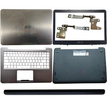 95% NEW Laptop LCD Back Cover/Front Bezel/Hinges Cover/Palmrest/Bottom Case For Asus E403 E403N E403NA E403S E403SA new for msi ge73 ge73vr 7rf 006cn laptop lcd back cover front bezel hinges hinges cover palmrest bottom case 3077c1a213hg017