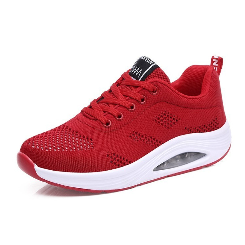 Wedge-Sneakers Swing-Shoes Fitness Toning Women Breathable Scarpe Donna Body-Shaping