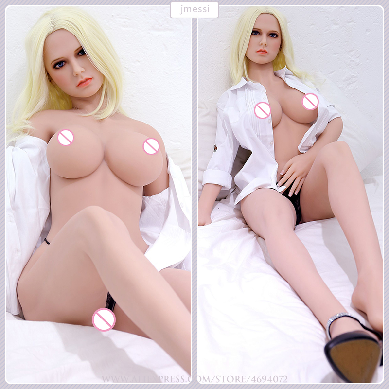 158cm Japanese Tpe Real Sex Doll Realistic Rubber Pussy Full Silicone Vagina Sex Dolls Big Breast