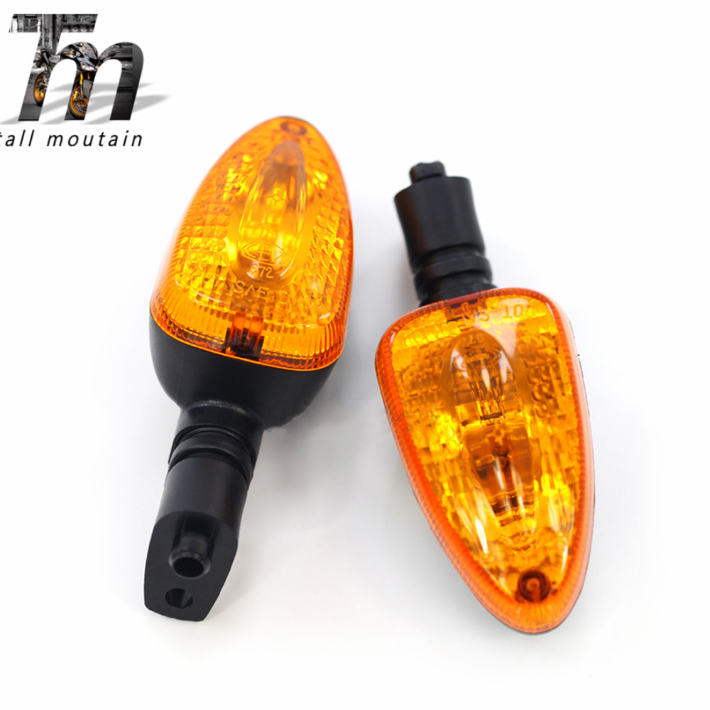 Turn Signal Indicator Light For BMW K1200GT K1200RS R1150R Rockster R1100S R850R 1998-2008 Motorcycle Accessories Blinker Lamp image