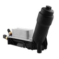 5184294AE repuesto reutilizable Fácil instalación Auto duradero adaptador de motor pieza de reemplazo de filtro de aceite Reparación de coche estable para Jeep