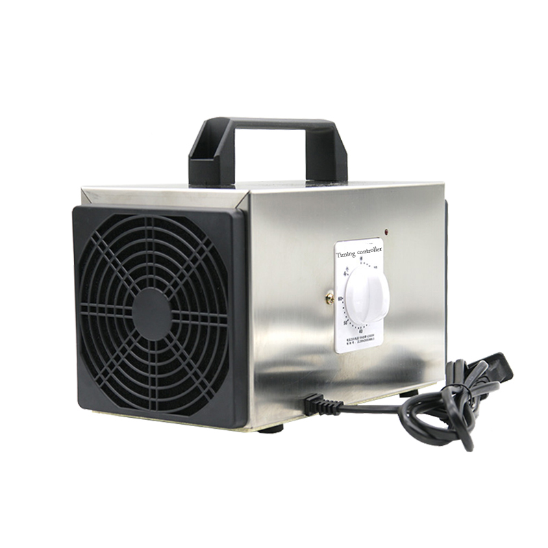 10G 220V Ozone Generator Home Formaldehyde Removal Air Purifier Sterilizer Small Odor Removal Car Ozone Sterilizer