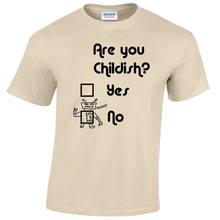 Sont You Enfantin Hommes Drôle T-Shirt S-5XL Blague Cadeau Nouveauté