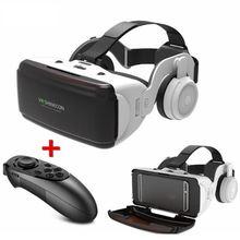 3d очки vr shinecon 11 оригинальные Очки виртуальной реальности