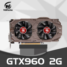 VEINEDA – carte graphique nVIDIA Geforce GTX 960, 2 go GDDR5, 750 bits, originale