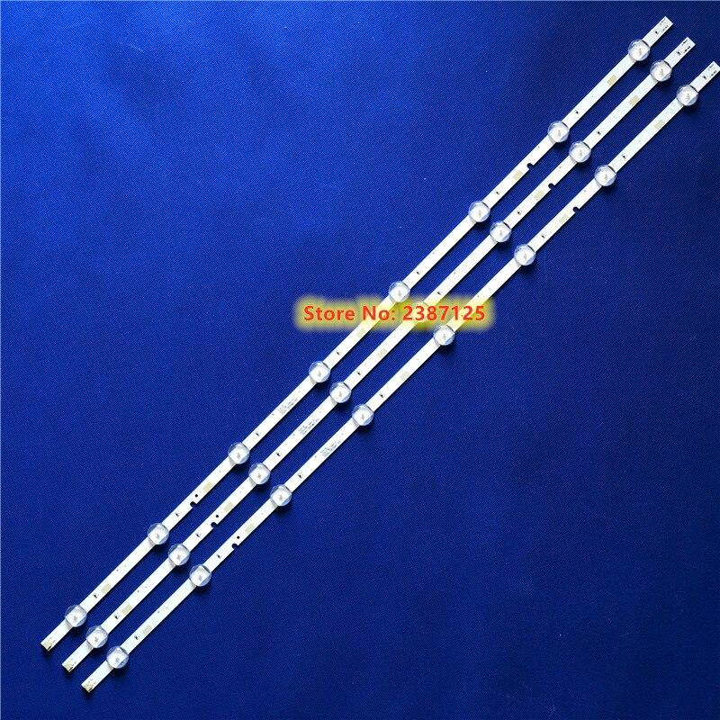 LED Strip BN96-37622A V5DN-395SM0-R2 For Samsung 40'' TV HG40NE477 HG40NE478 UA40J5008 UA40M5000 UA40M5000 UN40J5200 UM40M300A