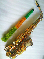 New Musical Instruments Alto saxophone WO37 model Nickel-plated silver Saxophone and case