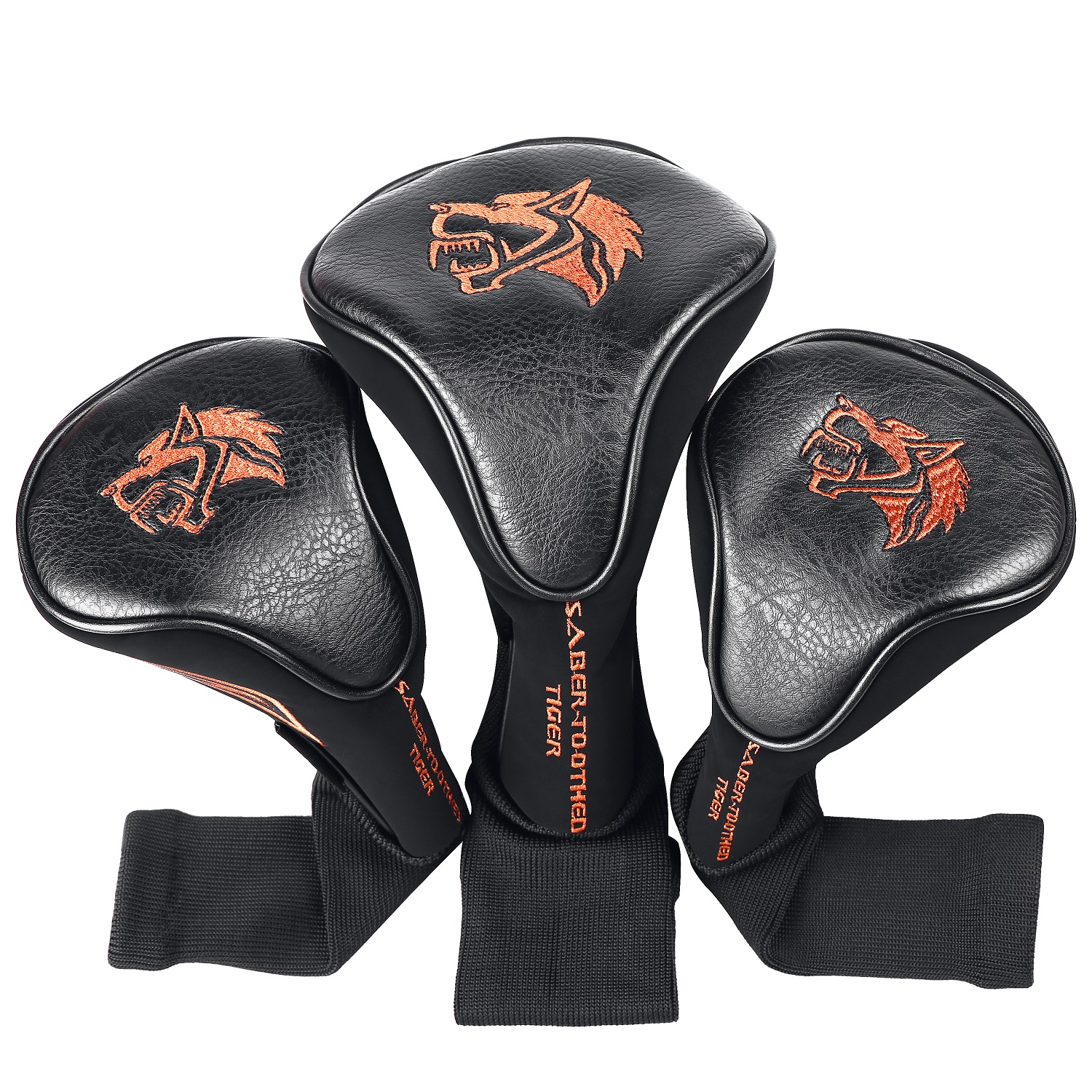 Golf Head Covers Driver 1 3 5 Fairway Woods Headcovers Protective Covers Fits All Fairway And Driver