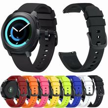 20Mm 22Mm Siliconen Band Band Voor Samsung Galaxy Horloge Actieve Gear Amazfit Gtr Huawei Gt 2 2E GT2 GT2E 46Mm Armband Accessoires
