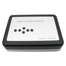 Leitor de cassetes portátil usb para mp3 conversor de captura de áudio leitor de música cassete gravadores walkman fitas gravador