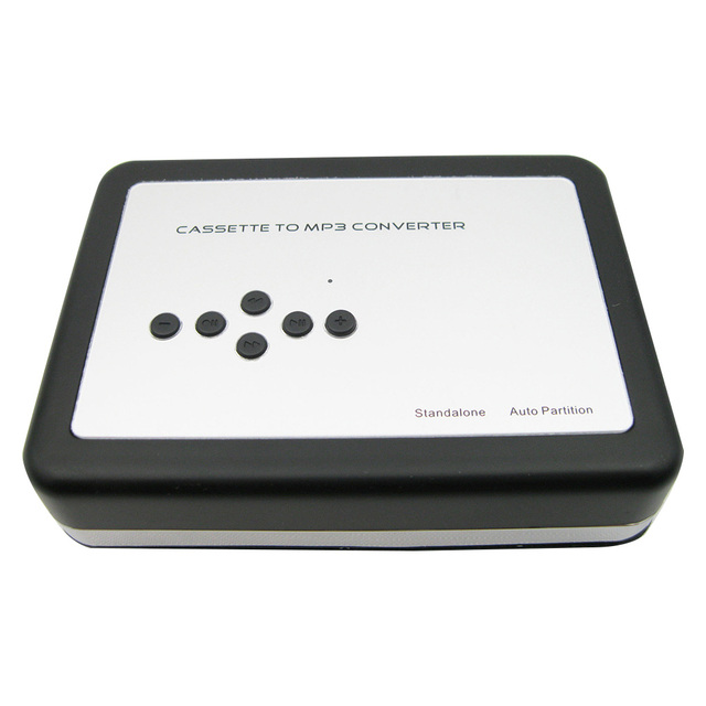 كاسيت لاعب المحمولة USB إلى MP3 محول التقاط الصوت مشغل موسيقى كاسيت مسجلات ووكمان أشرطة مسجل