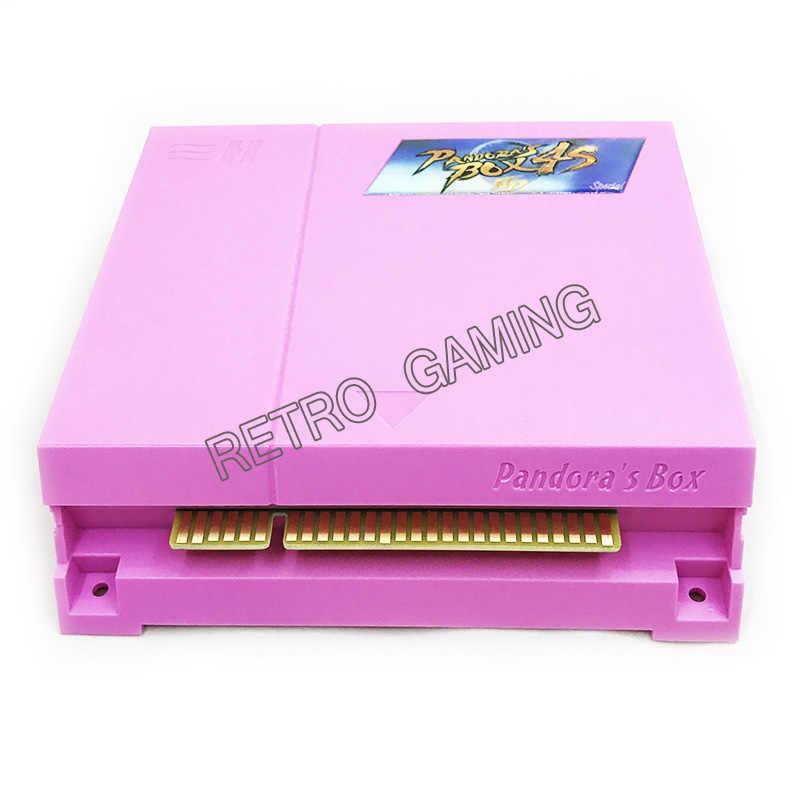 판도라 박스 5 960 in 1/pandora 4 s + 815 in one 아케이드 게임 카트리지 jamma 멀티 게임 보드 (vga 및 hdmi 출력 포함)