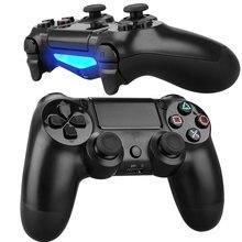 Для ps4 контроллер bluetooth Вибрационный геймпад для playstation
