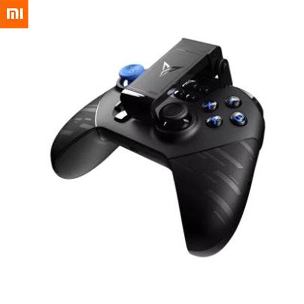 Xiaomi геймпад Bluetooth беспроводной мобильный игровой контроллер совместим с мобильный телефон ПК игровой контроллер пульт дистанционного управления Геймпады      АлиЭкспресс