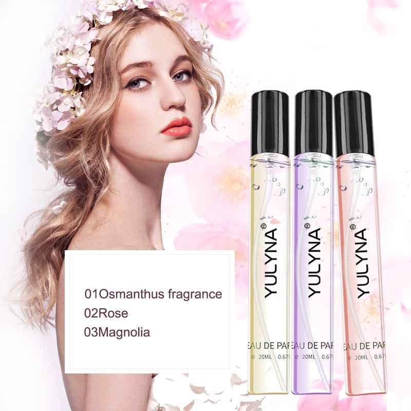 Perfume Para As Mulheres Elegante Tentação Romântico Duradoura Fragrância Fresca Tentação Perfume Romântico