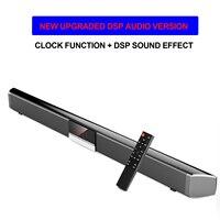 R100 Original New Soundbar Bluetooth TV Computer Phone Sound Bar Wireless Speaker Support Optical AUX In for Home Theatre