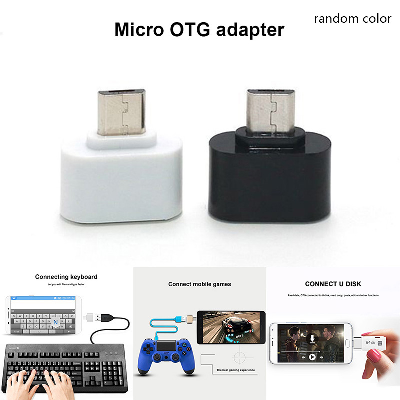 1/10pcs USB-C 3.1 Type C To USB 3.0 OTG Metal Colorful Converter Male To Female Adapter For Android Smartphones Accessories
