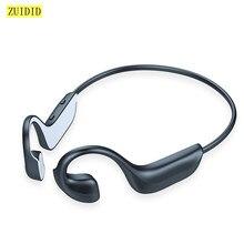 G100 condução óssea sem fio bluetooth 5.0 openear fone de ouvido estéreo esportes ao ar livre à prova dwaterproof água com microfone