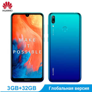 Huawei Snapdragon 450 Y7 3-Gb 32gb WCDMA/GSM/LTE Octa Core Fingerprint Recognition 13mp