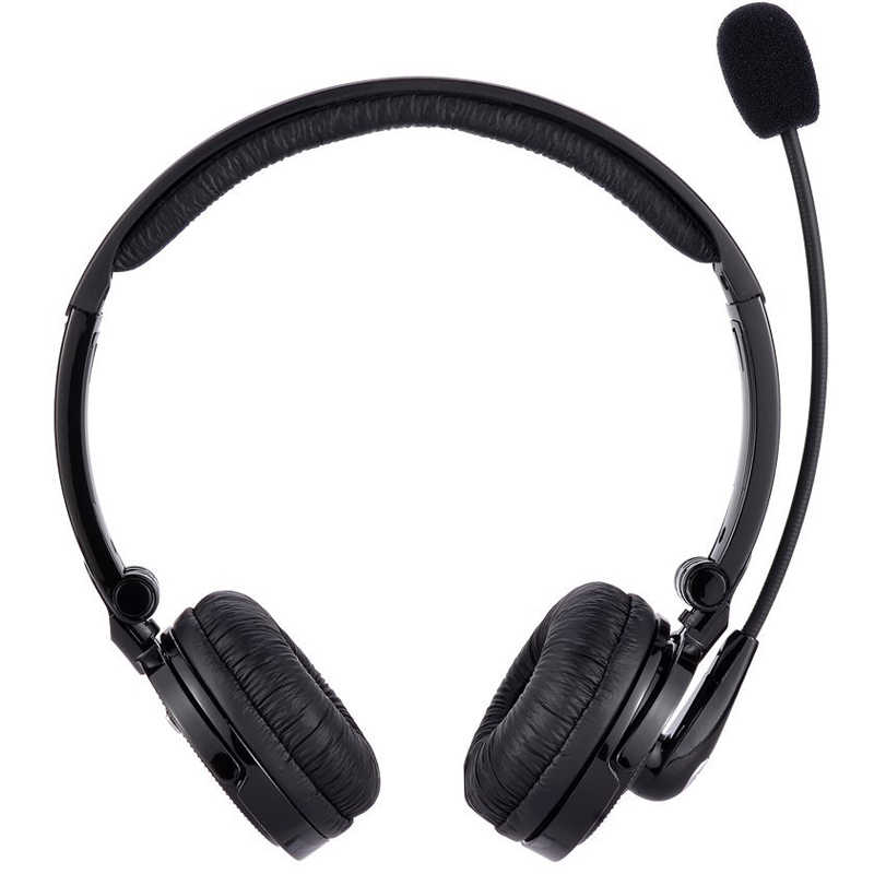 M20 Mono Call Center Headset Bluetooth Wireless Hand Free Truck Driver Hd Stereo Office Headphones With Mic Aliexpress