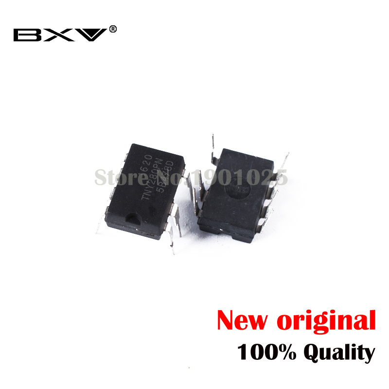 10pcs/lot <font><b>TNY280PN</b></font> DIP7 TNY280P DIP TNY280 DIP-7 new and original <font><b>IC</b></font> In Stock image