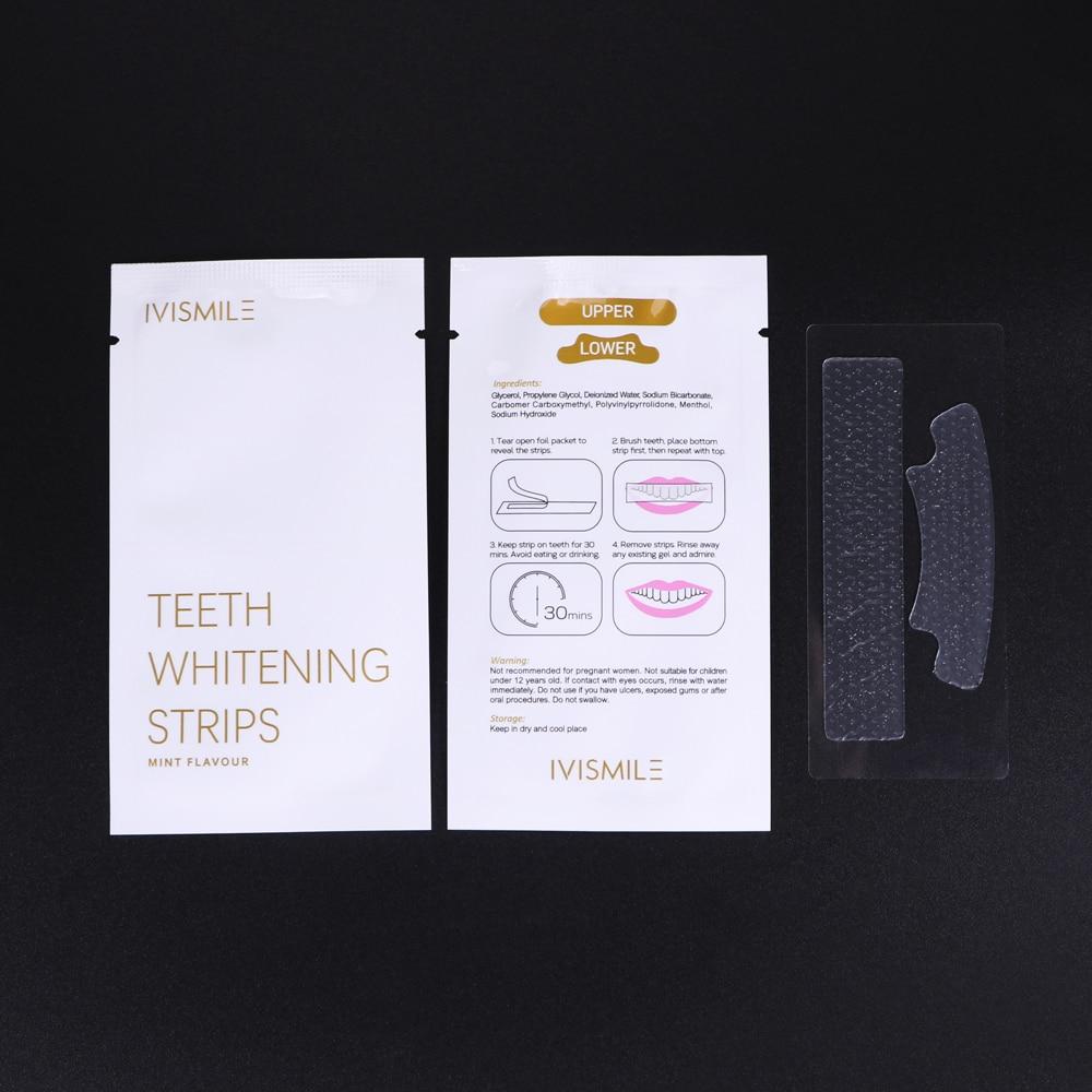 ivismile dentes branqueamento tiras carvao dental 04