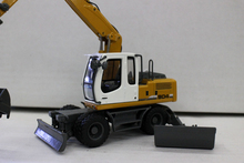1:50 A904C   wheel excavator  Replaceable grab  Collection Model