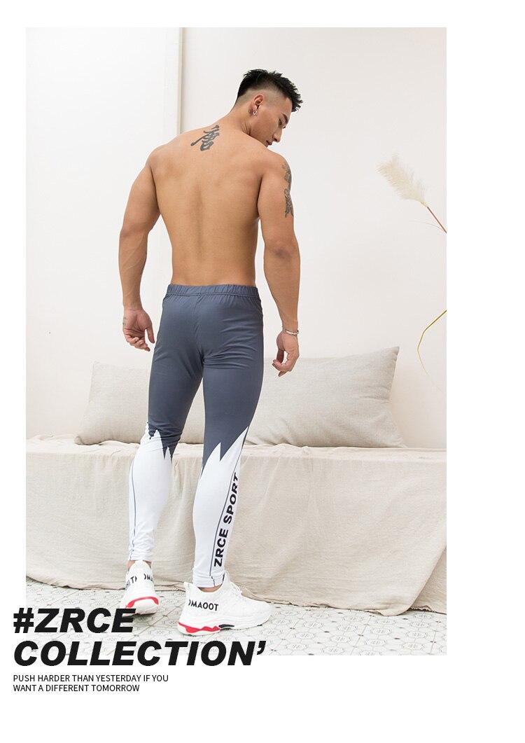 Bottoms Elastic Leggings Pants 11