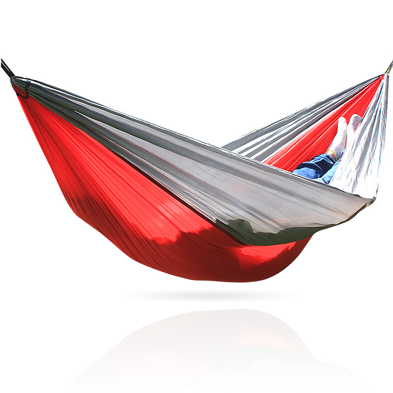Chair-Swing Parachute Hamak Hanging Hammock Portable Hiking Nylon Outdoor