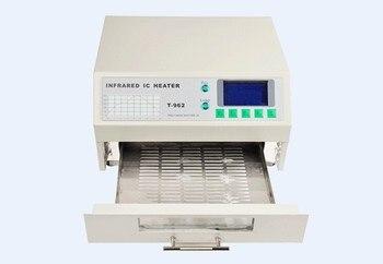 Reflow Equipment T-962 Infrared Oven Furnace IC Heater BGA Rework Station PUHI 220V