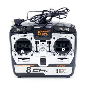 Image 2 - 16 ב 1 8CH סימולטור טיסה עבור Rc מסוק מטוס FPV מירוץ Quadcopter מזלט JTL0908A מצב 1 או מצב 2