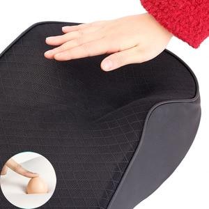 Image 3 - Araba boyun yastık 3D bellek köpük baş dinlenme ayarlanabilir otomatik kafalık yastık seyahat boyun yastık destek tutucu koltuk yastığı
