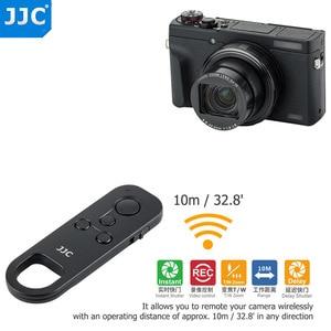 Image 1 - JJC BR E1 Wireless Remote Control Controller for Canon EOS M50 Mark II 6D Mark II R5 R6 R RP 90D 77D 850D 800D 200D II M200 M50
