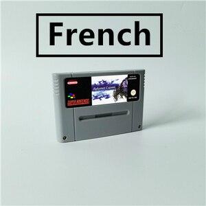 Image 1 - Bahamut بحيرة اللغة الفرنسية آر بي جي بطاقة الألعاب EUR الإصدار البطارية حفظ