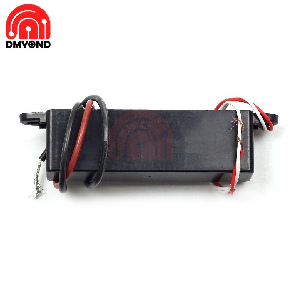 Генератор высокого напряжения постоянного тока от 15 кВ до 20 кв, регулируемый электростатический Повышающий Модуль Φ, зажигание отрицательн...