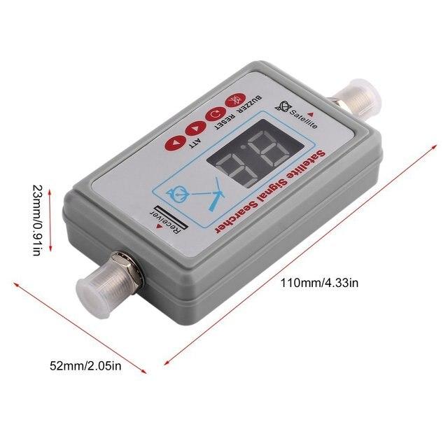 Mini portable digital antenna sate