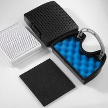 Kit de filtre Hepa en éponge bleue pour aspirateur Robot Samsung série SC43 SC44 SC45 SC47, pièces de nettoyeur de voiture