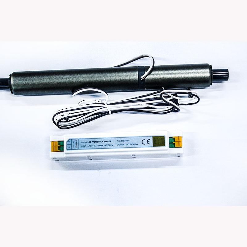 DC 24V Venetian Blind Motor/roman Blind /pleated Blind/honey Comb Blinds Motors For Office Or Home Window Coverings