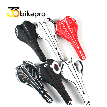 Prologo zero siodło 278*135mm siodełko rowerowe pasuje do roweru szosowego MTB rower składany rower siodło akcesoria rowerowe tanie i dobre opinie PROMEND Przednim siedzeniu maty Skóra Rowery górskie road bike
