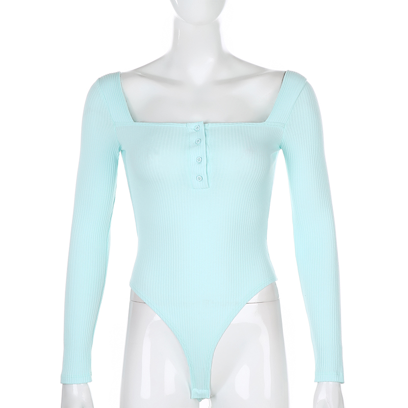 Blue Bodysuit (2)