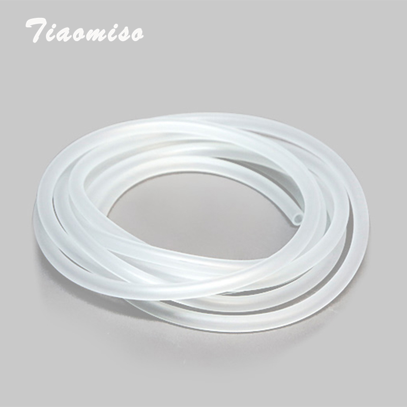 1M 3 Meters Oxygen Pump Hose high quality PVC tube Outer diameter 4 5 6 7 8 10 mm Soft hose garden irrigation Flexible New