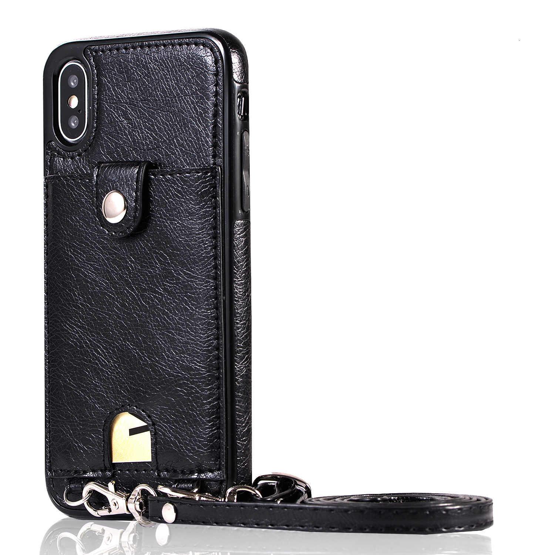 Para iphone 11 pro plug-in cartão móvel iphone 8/7 plus caso xr xs saco