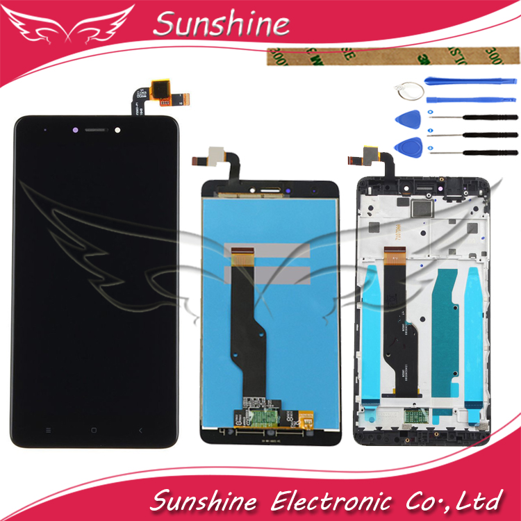 LCD Display Screen Für <font><b>Xiaomi</b></font> redmi <font><b>note</b></font> 4X/Hinweis <font><b>4</b></font> Globale (CPU: Snapdragon 625) LCD Mit Touch <font><b>Panel</b></font> Digitizer-bildschirm Montage image