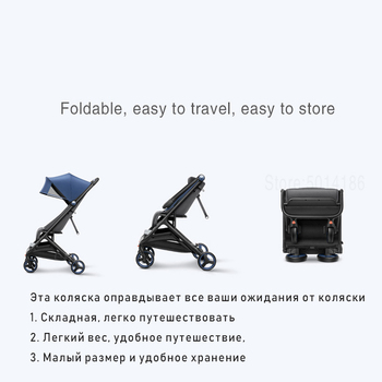 Stroller 4 Wheel Lipat  1