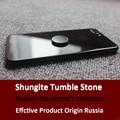 Shungite исходный русифицированный камень защита от радиации удачи наклейка для телефона против радиации