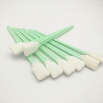 100pcs cleaning swabs sponge stick for Roland/Mimaki/Mutoh Eco solvent printer Cleaning Swabs