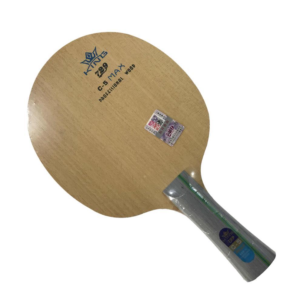 RITC 729 Friendship C-5 ( C5 , C 5 ) Table Tennis Racket Blade New Ping Pong
