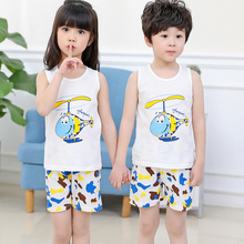 pajama sets frutto rosso for boys frb72142 sleepwear kids home suit children clothes Summer Kids Pajamas Baby Boys Girls Clothing Sets Cartoon Short Sleeves Tops+Shorts Kids Clothes Pijamas Children Sleepwear Suit