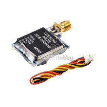 TS5823S TS5823 Micro VTX 5.8G 200mW 40CH Mini Wireless AV Transmitter Module For