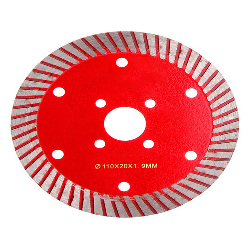 1pc Red Super Thin Ceramic Saw Blade Porcelain Tile Marble Stone Cutting Cutter
